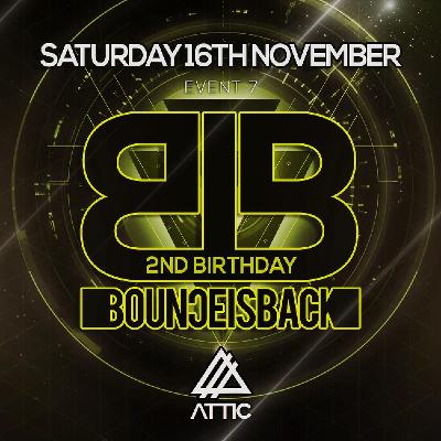 Bounce is Back - 2nd Birthday