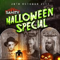 Sanity Events - Halloween Special