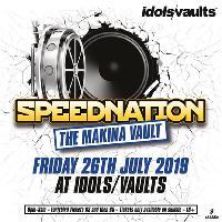 SPEEDNATION presents: THE MAKINA VAULT