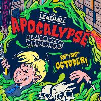 The Leadmill Apocalypse Weekender - Saturday