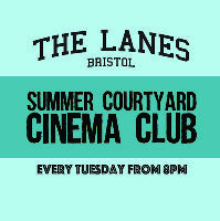 Summer Courtyard Cinema Club