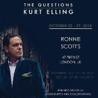 Kurt Elling at Ronnie Scott