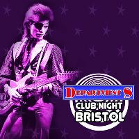 Dept S Club Night ✰ Bowie & Glam Night