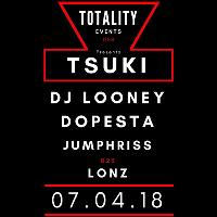 Totality Events DnB presents... Tsuki
