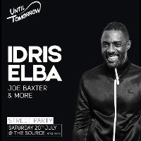 Until Tomorrow Street Party w/ Idris Elba, Joe Baxter & more!