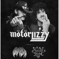 MotorLizzy / Fluff Tongue / Godkilla (Teejstock)