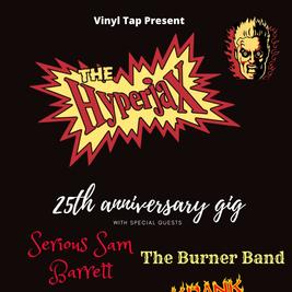 The Hyperjax 25th Anniversary