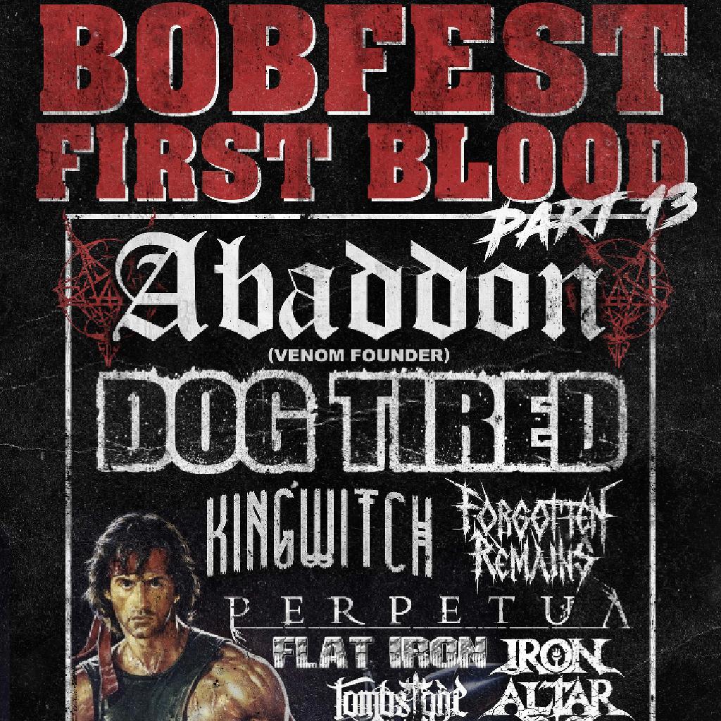 Bob Fest: First Blood Part 13