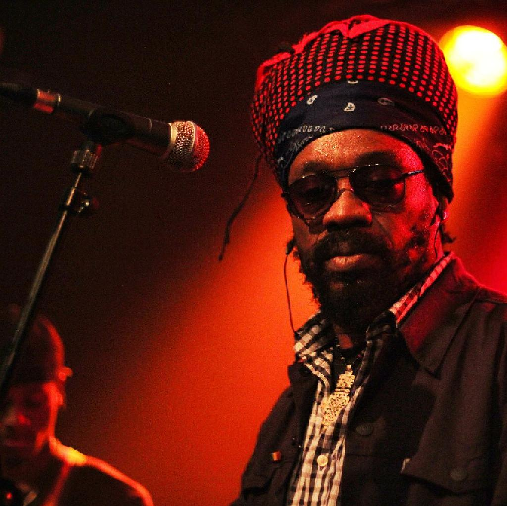 The Sounds of Black Uhuru (1977-1985) performed by Mykal Rose