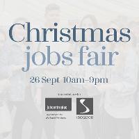 Meadowhall Christmas Job Fair