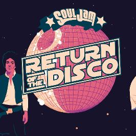 SoulJam   Return of the Disco   Sheffield Tickets   Foundry Sheffield    Thu 5th December 2019 Lineup