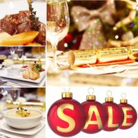 Christmas SALE Menu