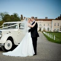 Bride: The EADT Wedding Show at Hintlesham Hall