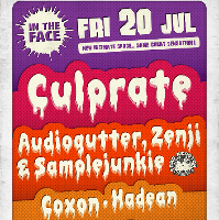 In The Face: Culprate, Sample Junkie, Zenji, Audiogutter, Coxon
