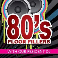 80s Floor Fillers with DJ Gray