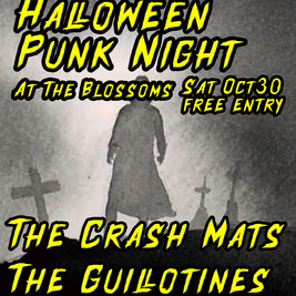 Spooky Halloween Punk Night