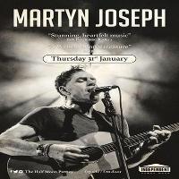 Martyn Joseph: Award Winning Folk Live