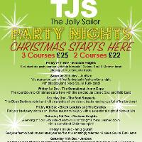 Christmas Party Nights @ The Jolly Sailor Southsea