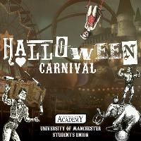 Halloween Carnival - A tormented circus