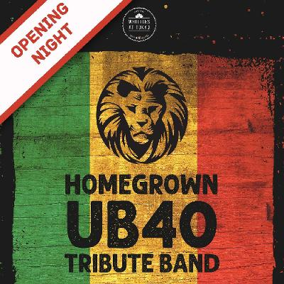 HOMEGROWN - TRIBUTE TO UB40