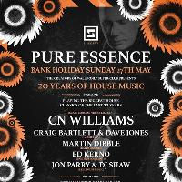 PURE ESSENCE presents 20years of HOUSE MUSIC