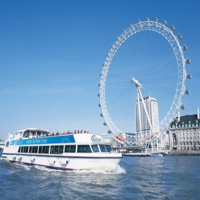 At the heart of the city, the unique and award winning sightseeing cruise dominates the river. Ditch dry land and hop aboard The lastminute.com...