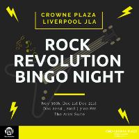 Rock Revolution Bingo Night