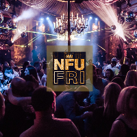 Cafe de Paris Fridays - NFU FRI