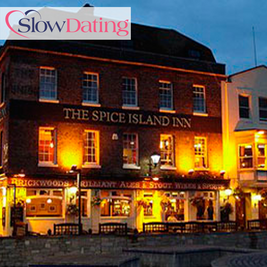 Speed Dating in Portsmouth for 30 & 45