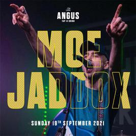 Moe Jaddox (RATS) at The Angus