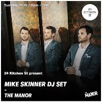 Mike Skinner DJ Set & The Manor (Live)