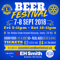 Leicester Lions Beer Festival
