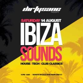 Dirty Sanc -Ibiza Sounds