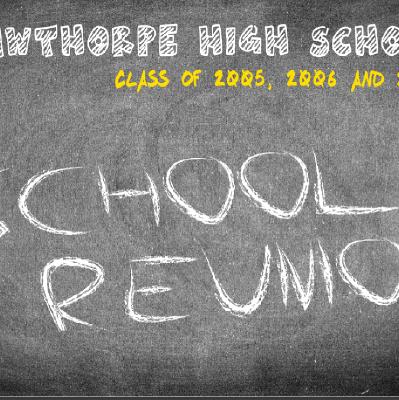 Gawthorpe High School Reunion