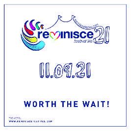 Reminisce Festival 2021 Tickets | Sherdley Park St Helens  | Sat 11th September 2021 Lineup