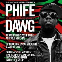 Phife Dawg (A Tribe Called Quest) - Manchester