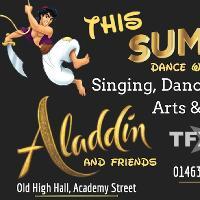 Summer Fun with Aladdin & Friends!