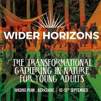 Wider Horizons - The Transformational Gathering in Nature