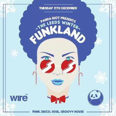 Panda Riot: Leeds Winter Funkland