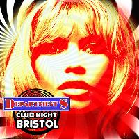 Dept S Club Night ✰ John The Mod ✰ Luna Rosa / The Marlarkey