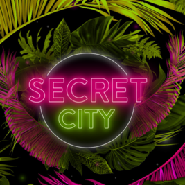 SecretCity - The Secret Garden (4pm)