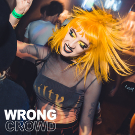 WRONG CROWD Reopening party // Rock, Emo & Pop Punk