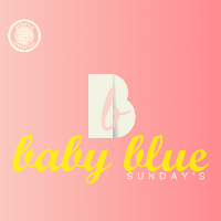 Baby Blue Sunday