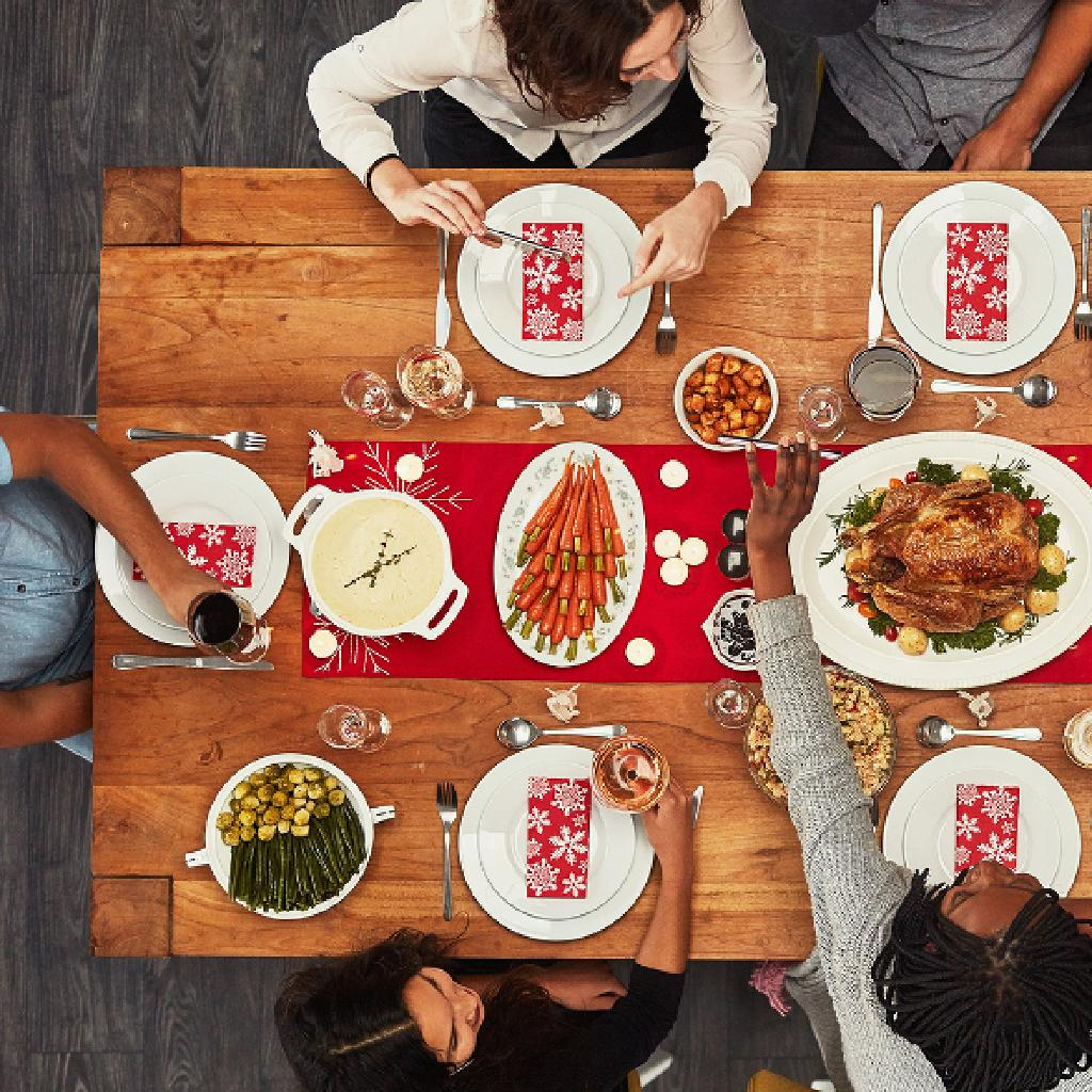 Christmas Dinner Restaurants Near Me 2019.Venue The Ultimate Christmas Dinner Brighton Cookery