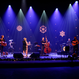 Kate Rusby at Christmas in Bradford