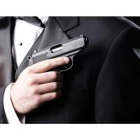 James Bond Inspired Skyball