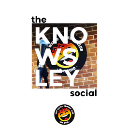 The Knowsley Social presents Hot Water Comedy Club