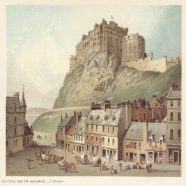 Jacobite Edinubrgh - A Healthy Walk through History