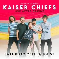 Kaiser Chiefs LIVE after racing!