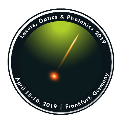 Laser Tech 2019 hits with the theme: Share the Vision to Shape the Future of Laser, Optics & Photonics at Frankfurt on April 15-16, 2019.